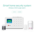 2016 new wifi gsm intruder system (KR-W18)
