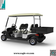 4 seater cheap electric utility vehicle, new model golf car, EG204AH