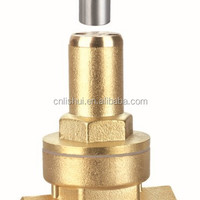 Forged Lockable Brass Gate Valve