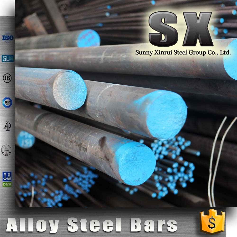 Wear resistant cold work alloy tool steel round bar SKD11