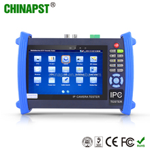 2017 Hottest IP Camera AHD CVI TVI HD-SDI CCTV Tester IPC8600 CCTV Video Tester with Wifi POE PST-IPC8600