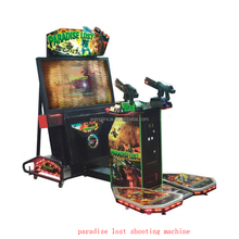 coin operated gun shooting simulator game machine paradise lost electronic shooting amusement machine