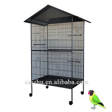 Chinese Indoor Wrought Iron Large Canary Bird Cage