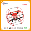 newest quadcopter ! flying ball rc drone climbing wall adult rc toy