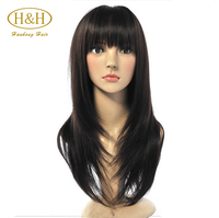 High Quality Virgin Indian Remy Full Lace Natural Hair Wig For Men,Wholesale Human Hair Wig