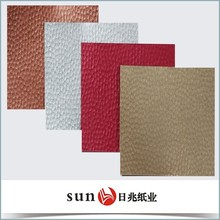 120gsm colorful embossed texture gift paper roll