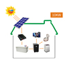 10kw off grid solar power generator system for home use