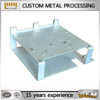 Expanded Metal Sheet Metal Clips For