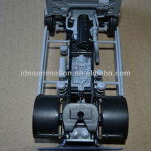OEM 1:32 resin transportation car model