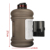 2.2L Large Capacity Plastic Sports Water Bottle