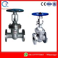 stainless steel valves gate with high quality gate valve with flanged end