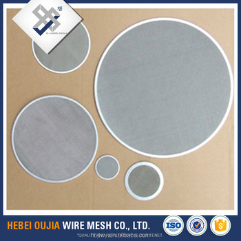 Customizable Stainless Steel Cone Filter Mesh