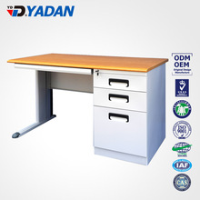modern executive computer factory manufacturers direct sale high quality furniture metal computer table office desk