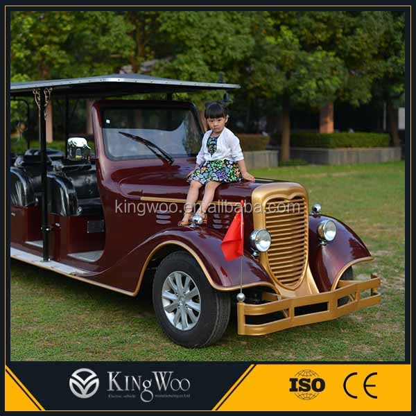 12 seater Hotel Special VIP electric automobile Car