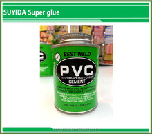 High viscosity resin pvc laminated glue from adhesive manufactory