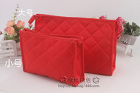 Promotional cheap cosmetic bag for lady factory wholesale makeup bags