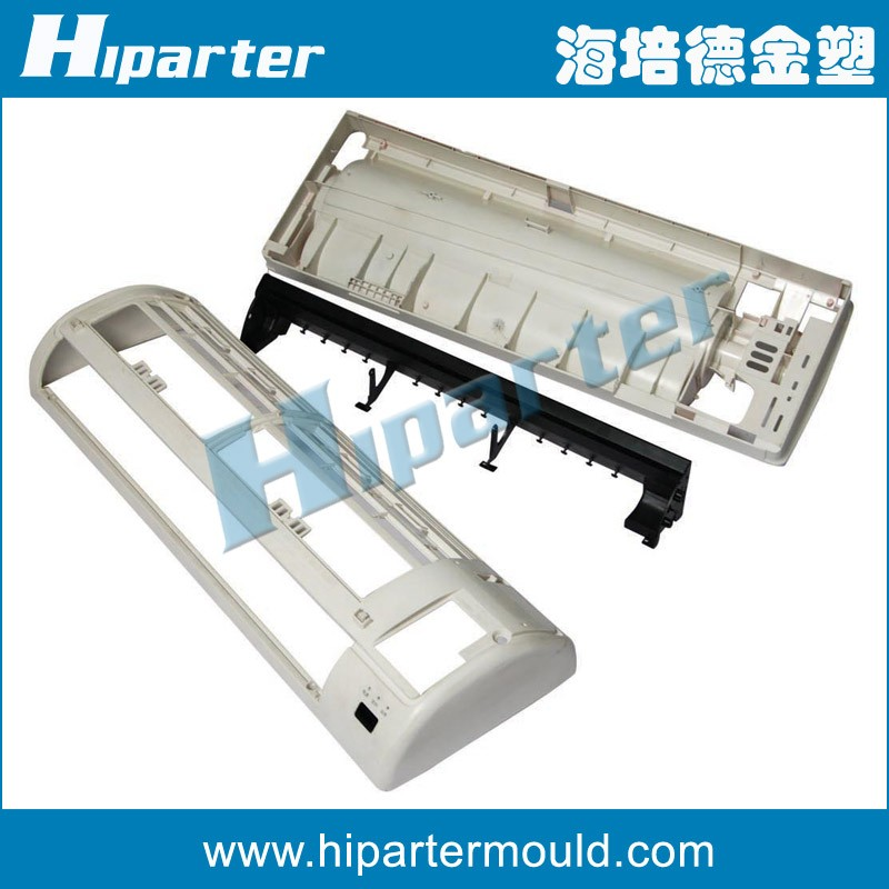 Cheap price air conditioner plastic injection mold