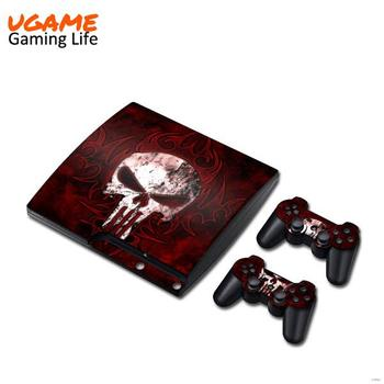 Super quality hot sell sticker for ps3 console controller