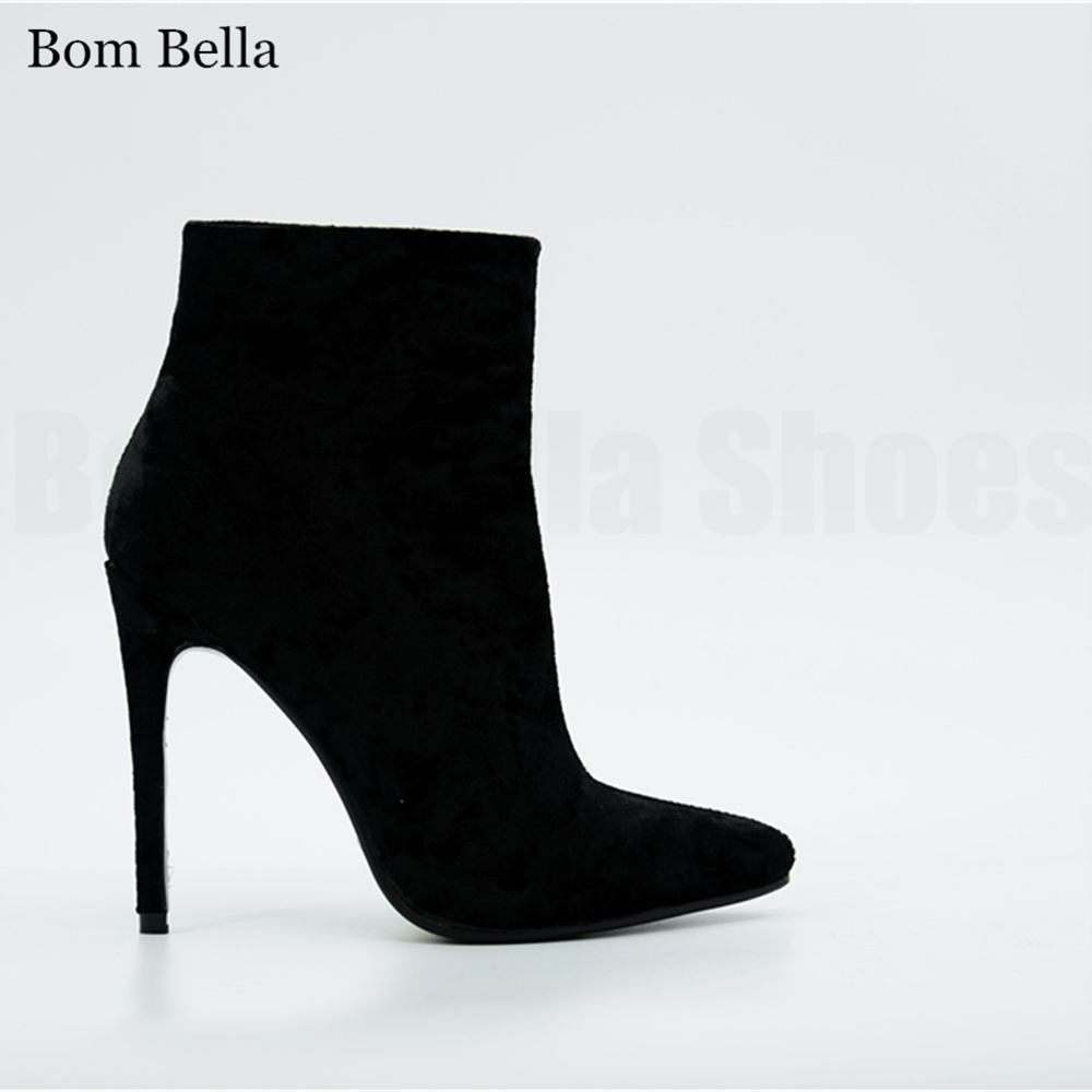 BBLA600 2017 Hot selling fashion high heel winter <strong>boots</strong> for women