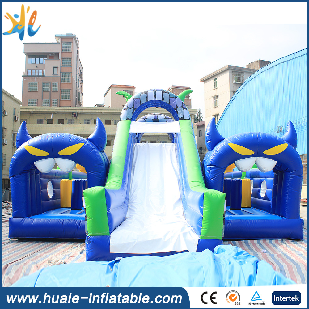 New giant inflatable playgrounds for sale