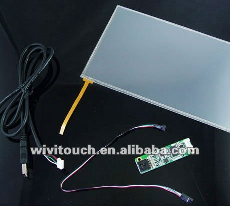 21 inch Touch Screen 4 wire lcd