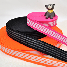 Factory Supply Customized Non slip Elastic Band With Multi Color