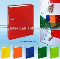 pp lever arch file folder