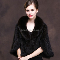 Factory Direct Supply Knitted Mink Fur