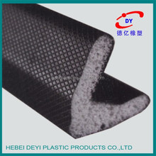 Rubber seal strip for house