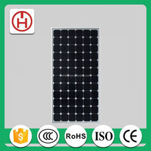 new price 180 watt solar panel price per watt manufacturer with ce