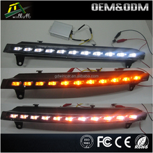 12V 11 LED special light / Led Daytime Running Light for Audi Q7 2009-2014 LED Headlight Lamp LED Bulb DRL