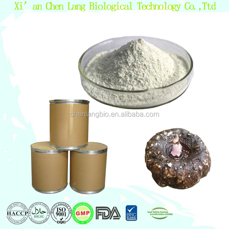 Rich in Glucomannan Pure Natural Konjac Extract <strong>Powder</strong>