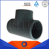 butt welded seamless alloy steel pipe fittings cap