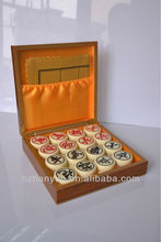 business gift chinese chess set/high-grade chess set/antique chinese chess