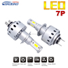 Newest COB 7P Car Led Headlight