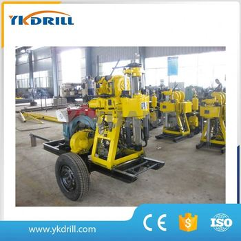 China geotechnical investigation drill rig manufacture