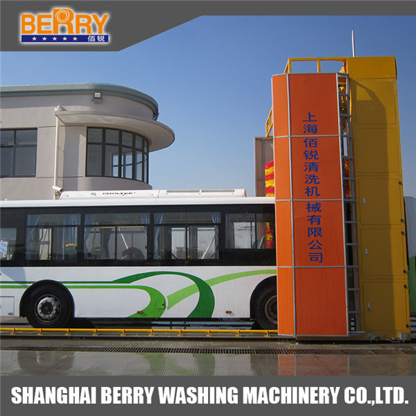 China manufacture car wash and wax products, fully automatic truck wash system