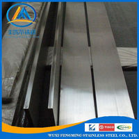 Factory price ss316 stainless steel flat bar