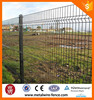 Hot! PVC coated welded wire mesh fence,decorative metal fence panels