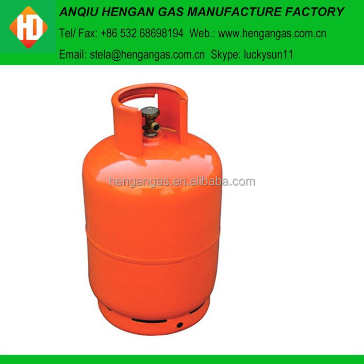 15KG LPG gas cylinder prices