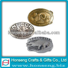 Bulk Two Joint Belt Buckles made in China