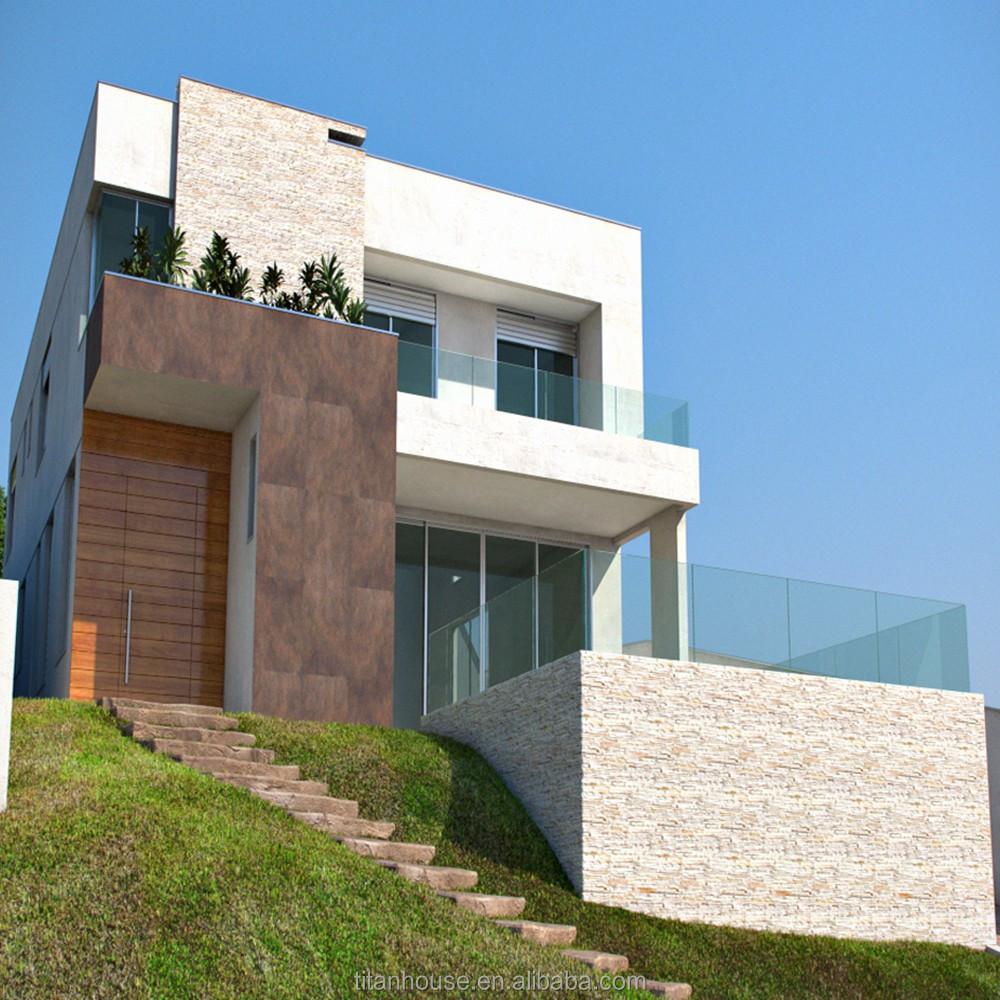Villa di lusso e case prefabbricate villa a basso costo for Case prefabbricate lusso