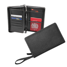 men leather wallet leather cover for passport leather passport holder