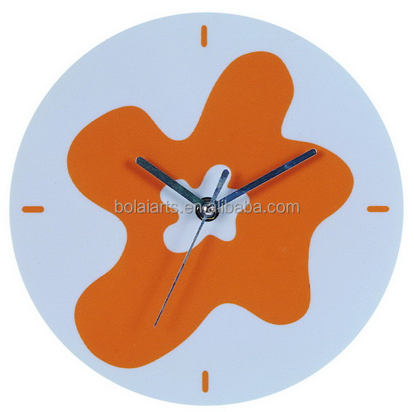 New style DCF Radio controlled Clock mini Quartz Wall Clock