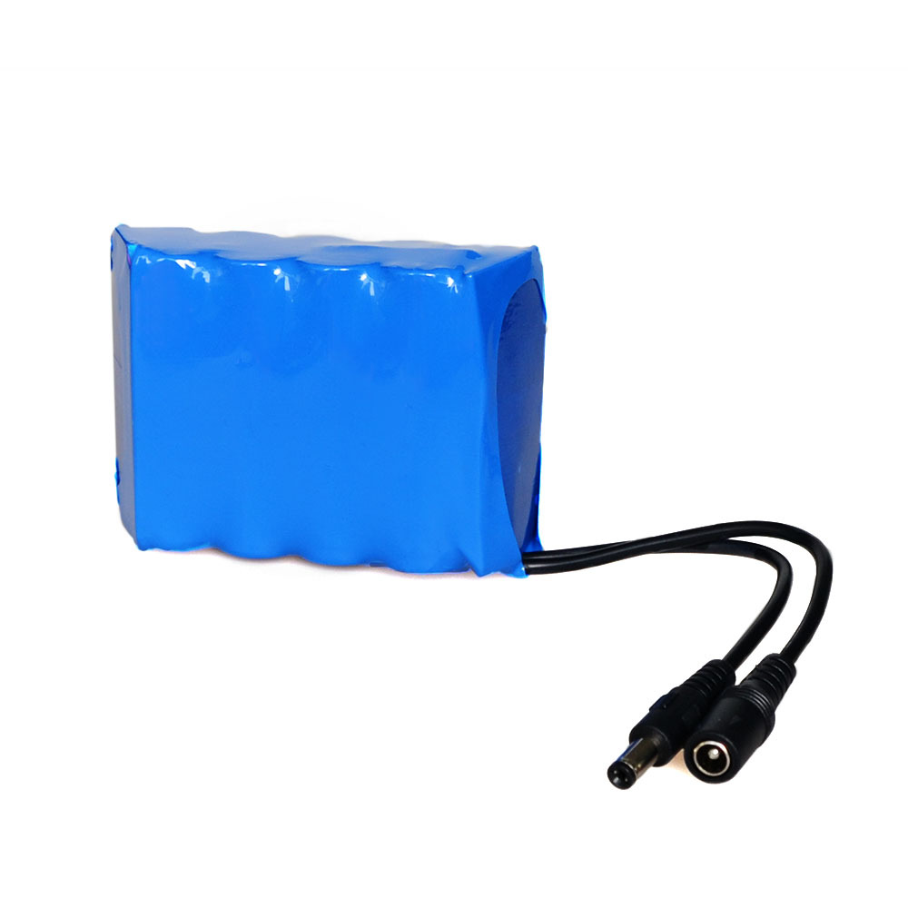 OEM Customize 24v lithium ion battery pack, rechargeable li ion battery for Led light/ robotic vacuum cleaner