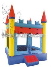 inflatable body bouncer, Kids Smile Inflatable Castle