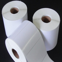 80gsm self adhesive mirror paper rolls with 88g release paper