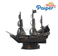 3d cardboard puzzle design 2016 top selling toys
