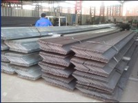 230x75x25 light steel frame building z channel z section steel for sale