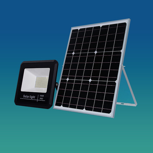 New arrival 200 watt led flood light solar with pir motion sensor best service and low price